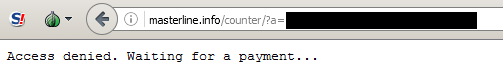 Nemucod_PHP_payment_site
