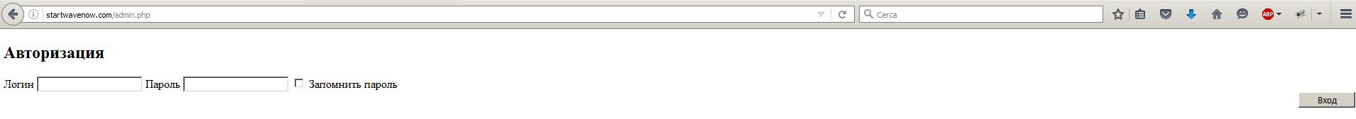 RAA_Ransomware_Pony_Panel