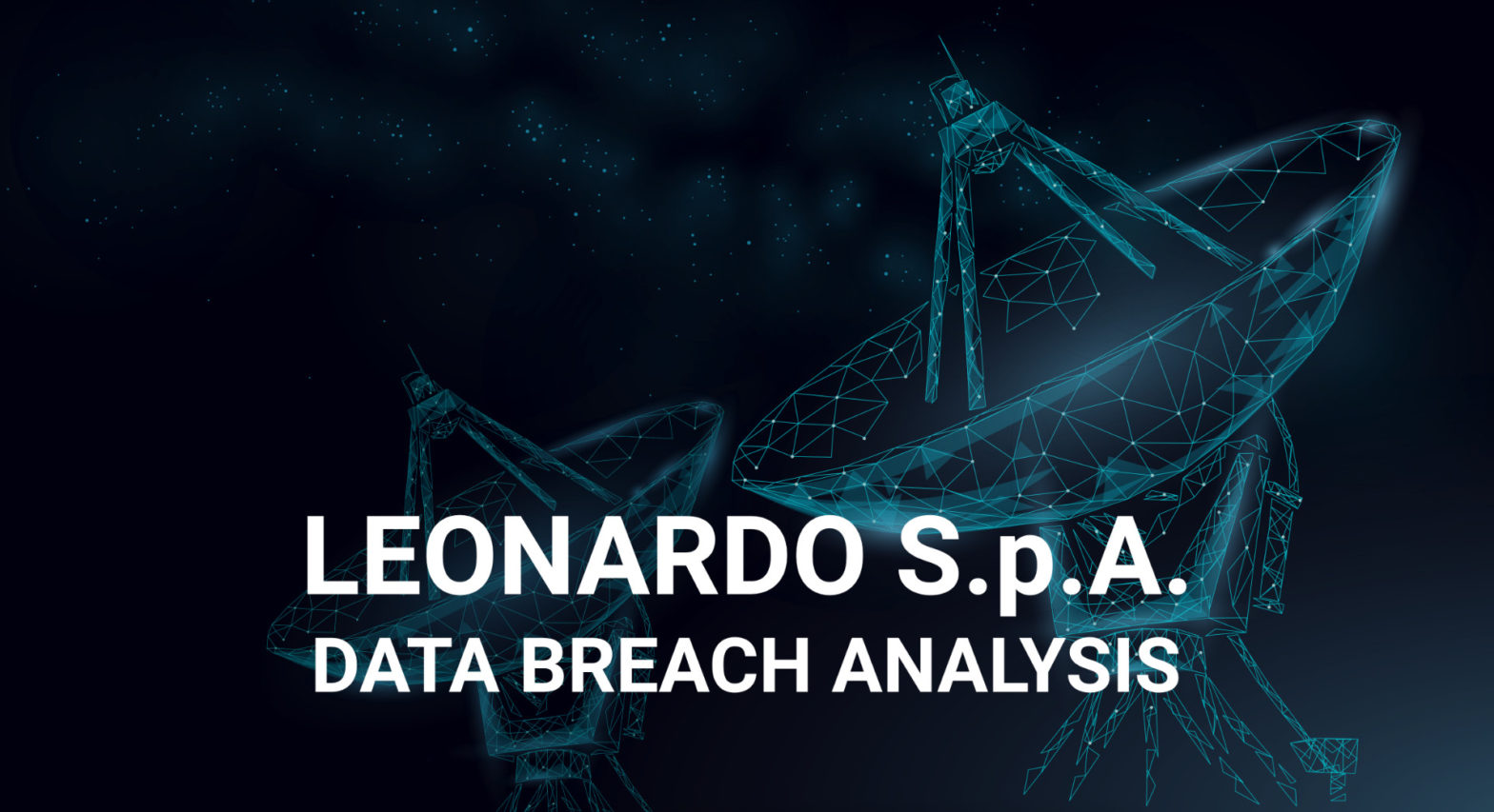 Leonardo data breach